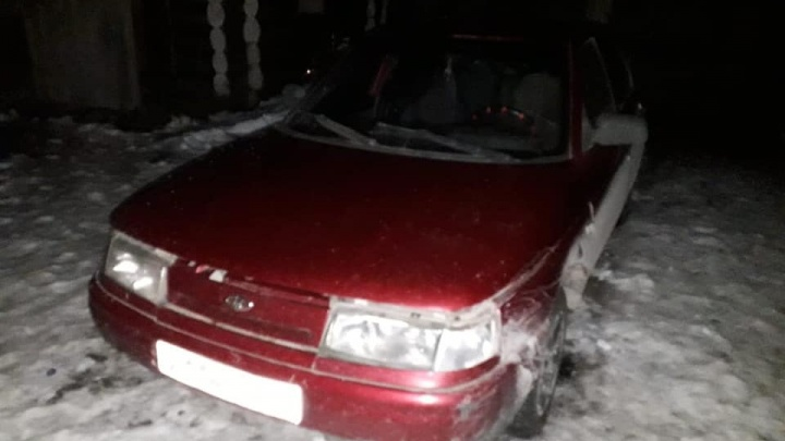 В Башкирии пьяный водитель «Лады» без прав насмерть сбил пешехода и скрылся с места ДТП