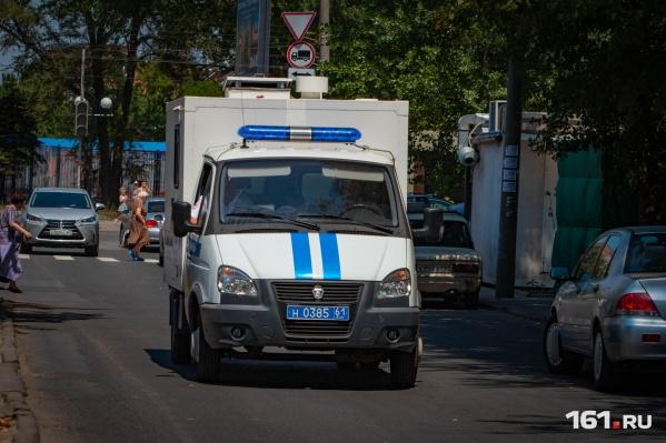 Заявление в полицию написали свидетели случившегося