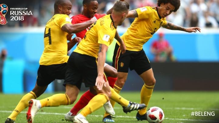 В Санкт-Петербурге бельгийцы вырвали победу у англичан и стали бронзовыми призёрами ЧМ-2018