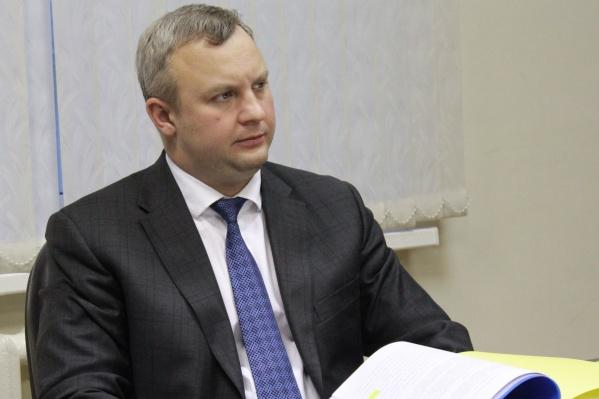 Заместитель мэра Михаил Кузнецов получил строгий выговор