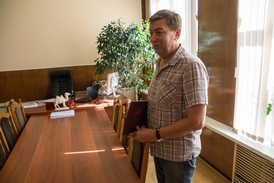 Гендиректор «ТЭСиС» Владимир Чебыкин оказался недоступен для комментариев