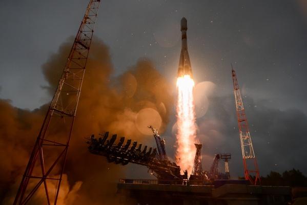 «Альфацем» поставил материалы для работ на космодроме