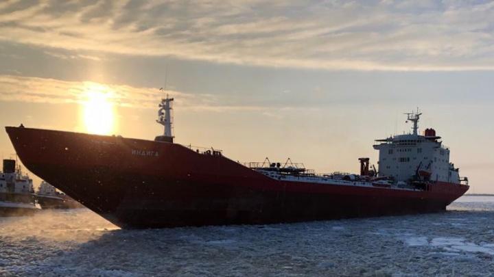 ВТБ профинансировал приобретение двух арктических судов в Архангельской области