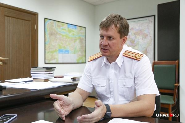 Валерий Липский бдит за спокойствием республики всего полгода
