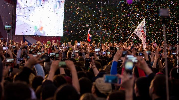 «Дорожное радио» проведет концерт в День города