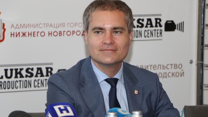 Девять месяцев у руля Нижнего Новгорода. Владимир Панов отвечает за свою работу в кресле мэра