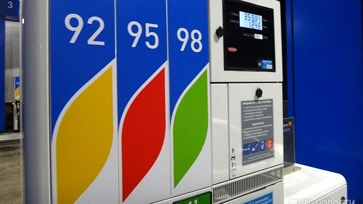 На заправках «Газпромнефть» поднялись цены на все марки бензина