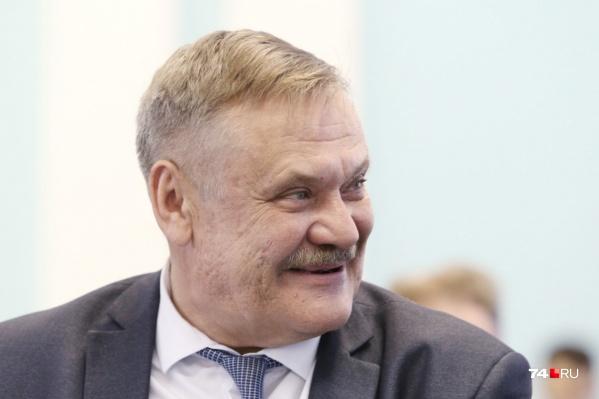 Сергей Лихачёв сохранил пост министра экологии