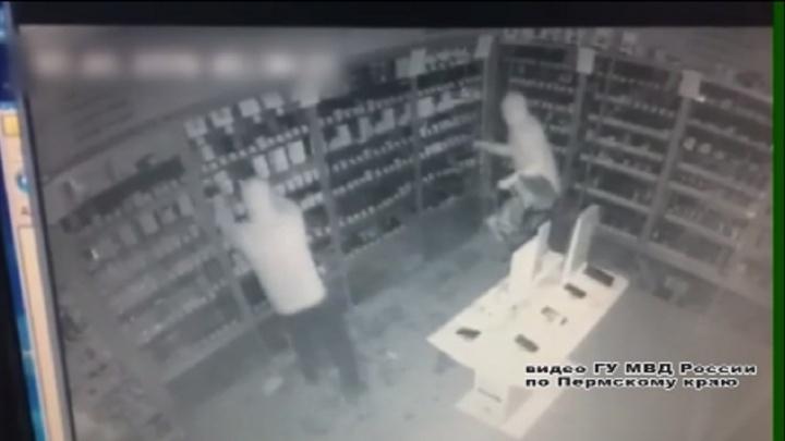 В Перми в колонию отправили двух молодых воров — они украли телефоны на три миллиона рублей
