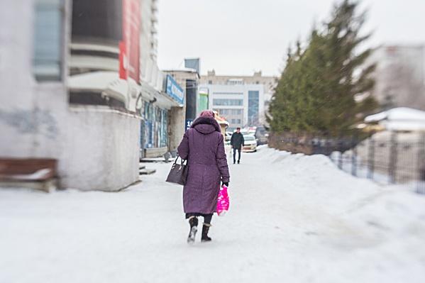 В выходные будет небольшой снег и мороз до–13 градусов