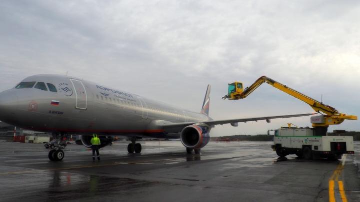 Пассажиру стало плохо и самолет до Владивостока экстренно посадили в Красноярске