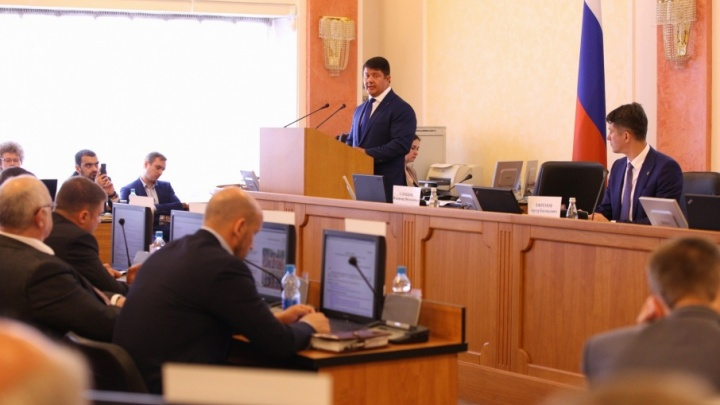 «Отчёт ради отчёта»: депутаты раскритиковали доклад мэра Ярославля о проделанной работе