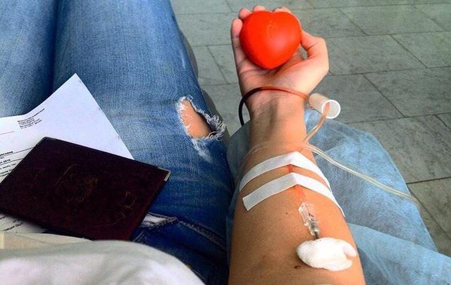 «Сдай кровь – спаси жизнь»: в Уфе пройдет акция доноров