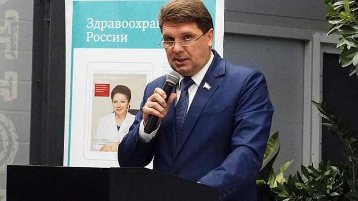 В Ростове главой Ленинского района назначили Владимира Влазнева