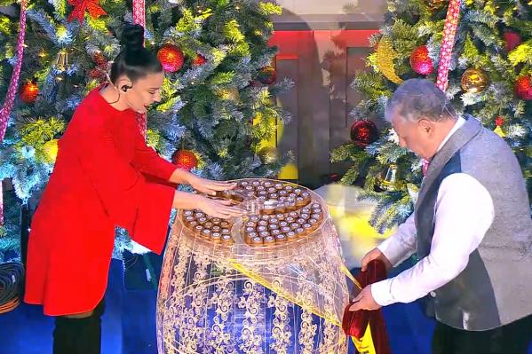 По миллиону рублей выиграли больше 40 участников лотереи