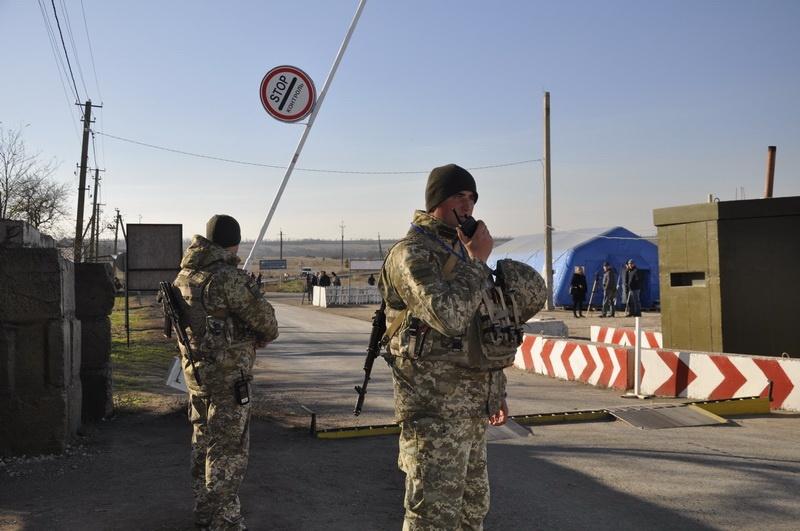 Трудности для россиян с въездом на Украину начались после конфликта в Керченском проливе