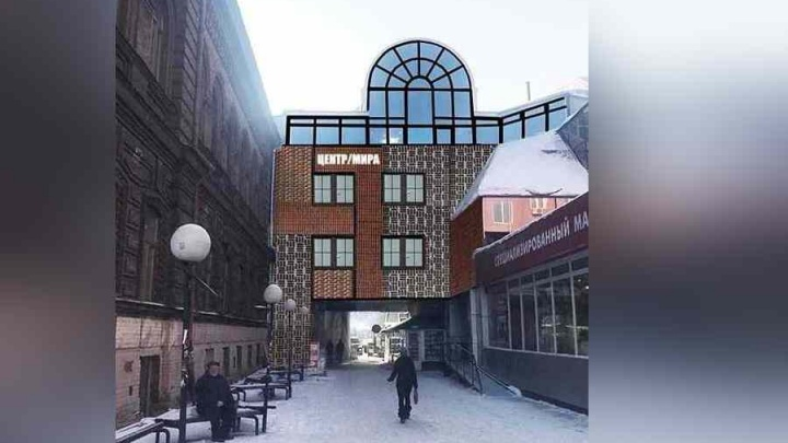 У ЦУМа решили сделать центр для досуга с рестораном в стиле лофт