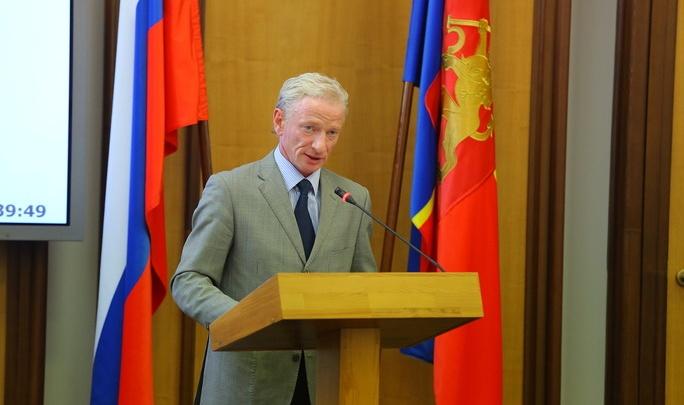 Кандидат в мэры Красноярска признался, что списал программу развития у мэра Новосибирска