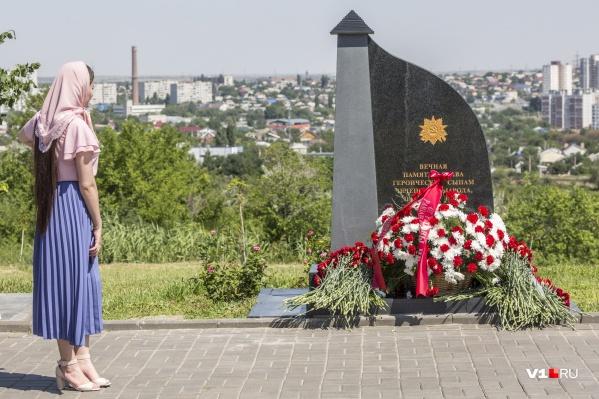 Погибшим воинам отдали дань уважения в годовщину начала Великой Отечественной войны