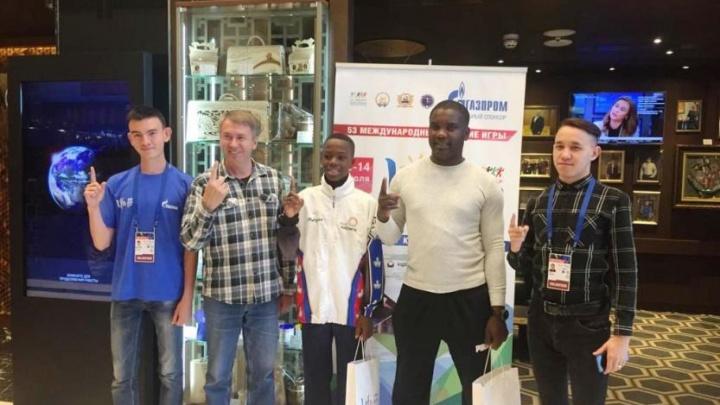 В Уфу съезжаются молодые спортсмены — участники Международных детских игр