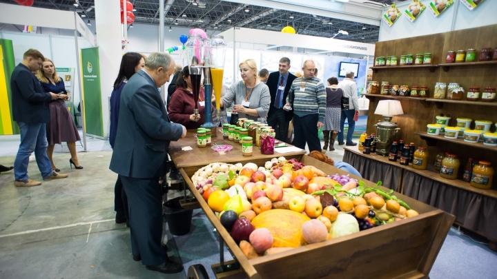 В Новосибирске пройдет крупная выставка пищевой промышленности в Сибири