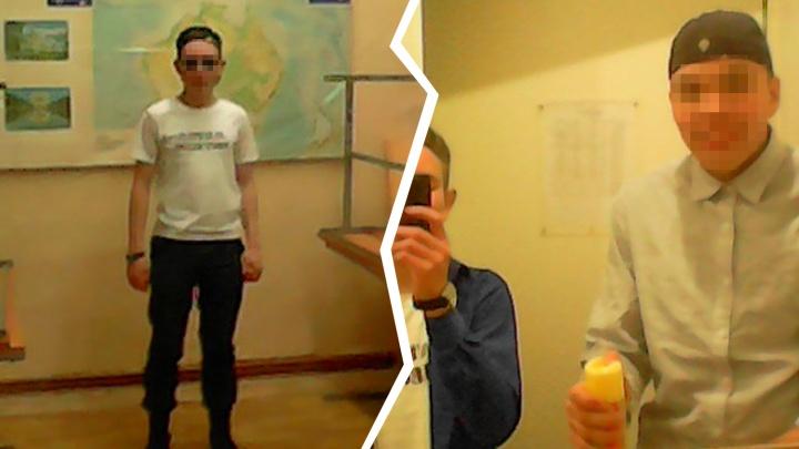 Девятиклассник рассказал, как стал фигурантом дела о подготовке взрыва в школе на Южном Урале