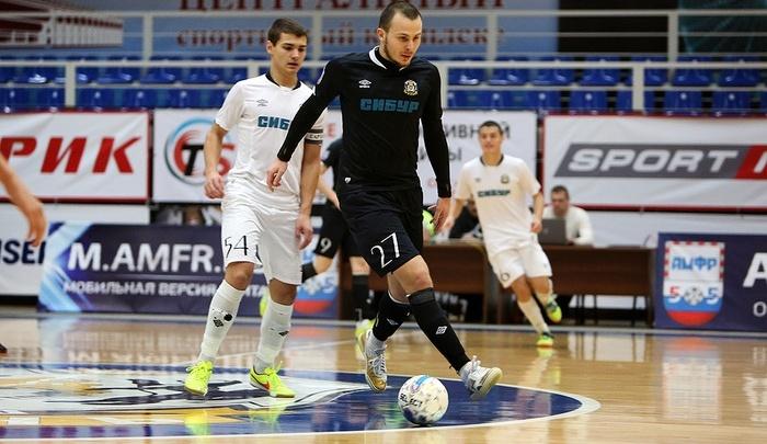 Новосибирский клуб «Сибиряк» обзавёлся новым нападающим