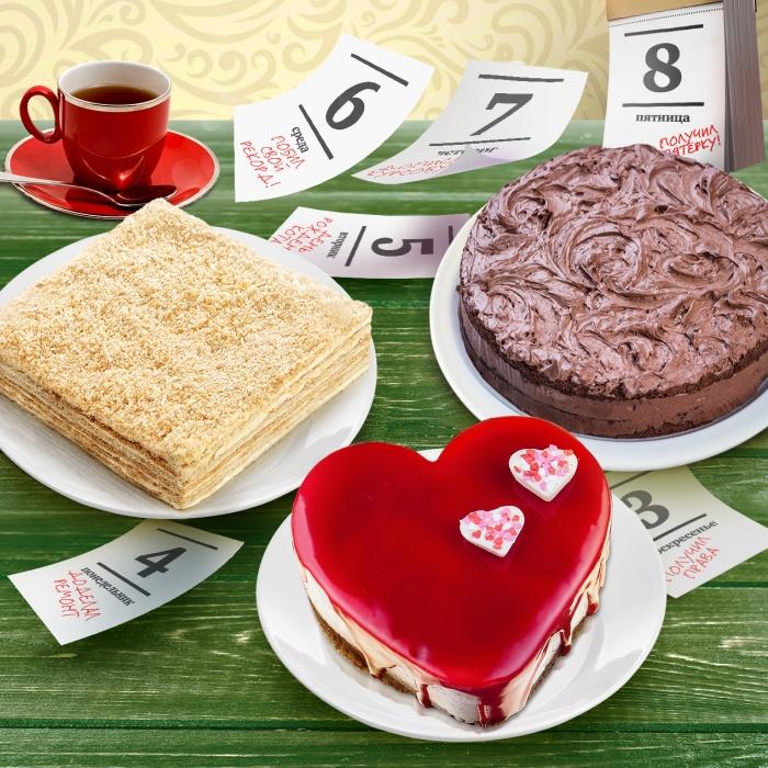 Какие десерты выбирают новосибирцы каждый день