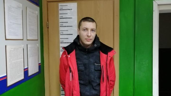 Дело о сбитом полицейском: в МВД показали фото арестованного водителя