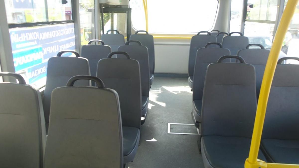 Автобус не пострадал