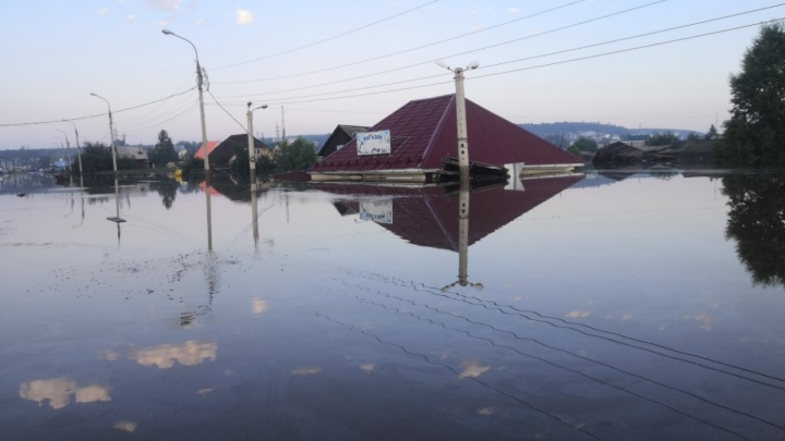 Новосибирская область примет эвакуированных из зоны иркутского паводка