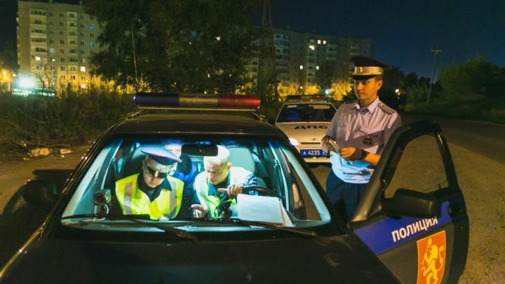 Полиция в выходные готовит тотальную облаву на пьяных водителей в Красноярске