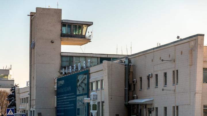 Власти Самарской области придумали, как использовать старый терминал аэропорта Курумоч