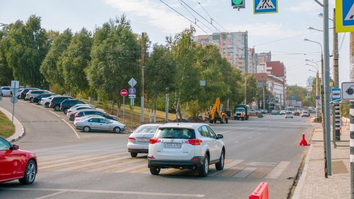 В Самаре опять закроют движение по Волжскому проспекту