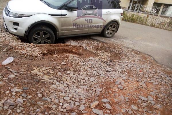 На машину оформлен полис КАСКО, поэтому владелец получит возмещение ущерба по нему