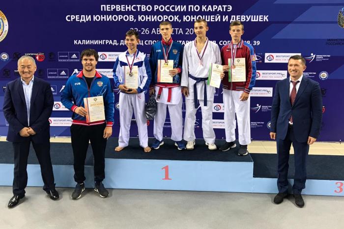 Уральские спортсмены завоевали золото, серебро и бронзу