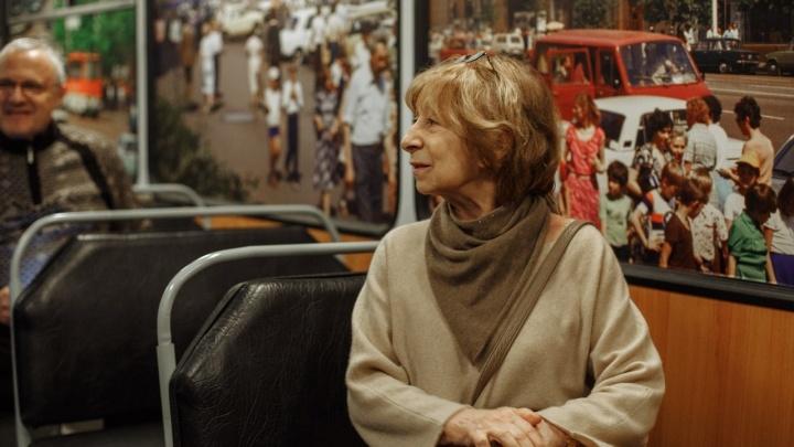 Лия Ахеджакова вспомнила свои 90-е в музее Бориса Ельцина