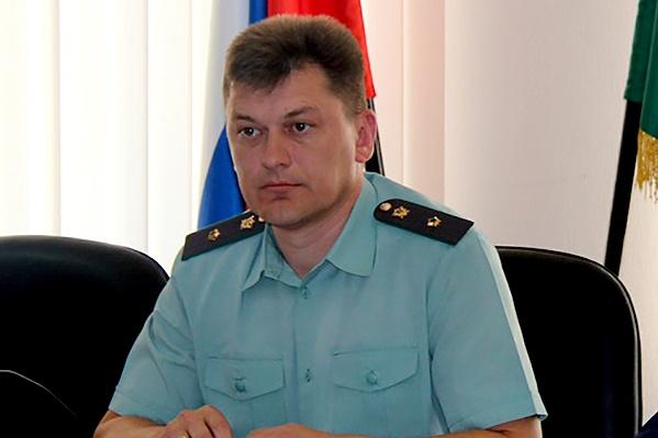 Эдуард Бабков исполняет обязанности главы УФССП по Новосибирской области с конца 2018 года
