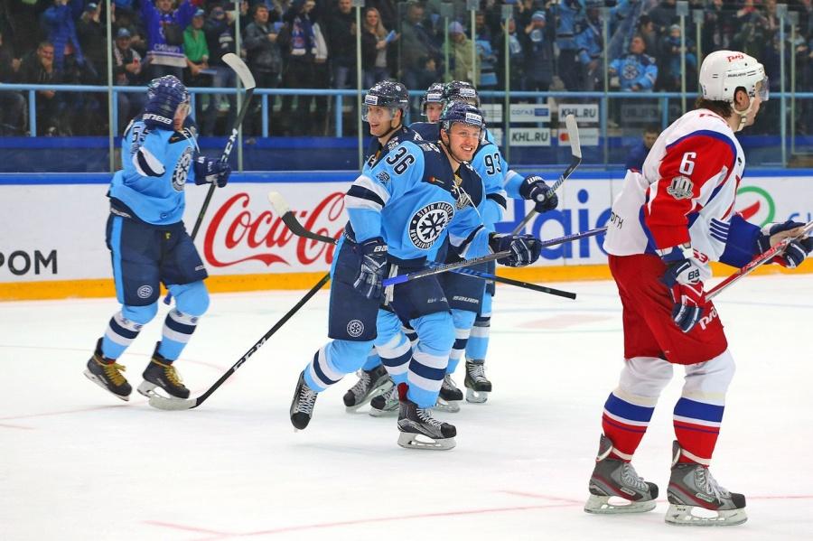 «Локомотив» вовертайме проиграл «Сибири» вматче стабильного чемпионата КХЛ