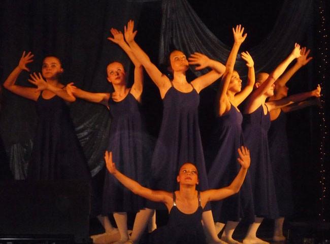 В школах искусств есть и хореографические отделения