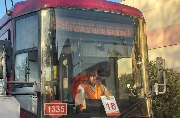 Не пролил ни капли: водитель трамвая из Самары вошёл в топ-5 во всероссийском конкурсе мастерства