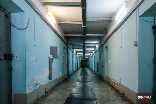 Осужденный сбежал из СИЗО-1