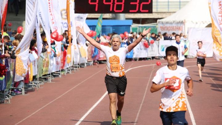 3,6 тысячи спортсменов: Уфимский международный марафон собрал бегунов со всей страны