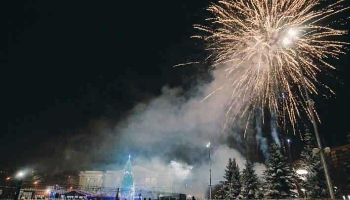 В новогоднюю ночь тюменцев ждет метель со снегом. Прогноз погоды с 31 декабря на 1 января