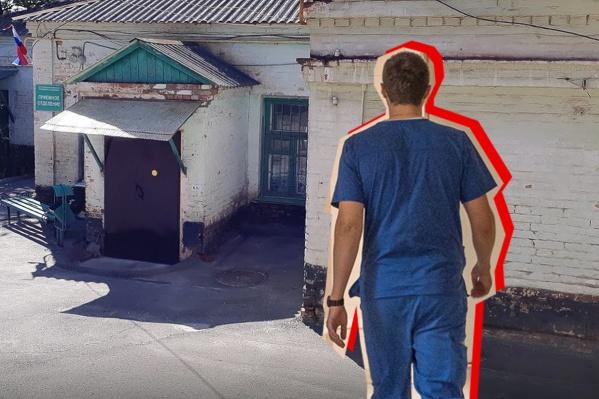 В ноябре инфекционная больница Новочеркасска осталась без врачей. Пациентов приходится везти в Ростов и Аксайский район