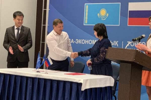 Интерес к участию в бизнес-встрече проявили представители свыше 60 компаний Челябинской области