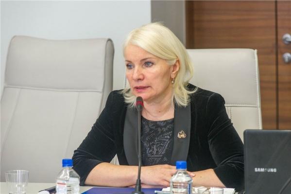 Татьяна Давыденко руководит краевой Счетной палатой с 2011 года