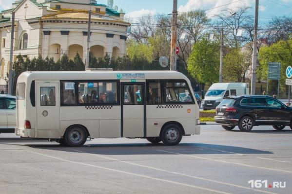 Из-за ЧМ многие ростовские маршрутки изменят схему движения