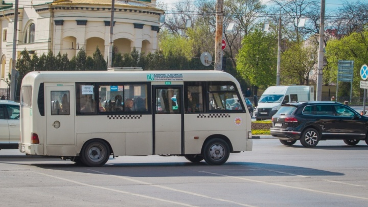 Появились изменения в движении общественного транспорта в Ростове в связи с ЧМ