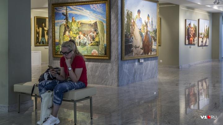 От расстрела крестьян до задержания бандитов: в Волгограде открывают выставку к 300-летию полиции